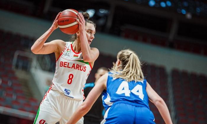 Женская сборная Беларуси уступила Чехии в товарищеском матче