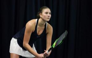 Юлия Готовко вышла в основную сетку турнира в Нур-Султане