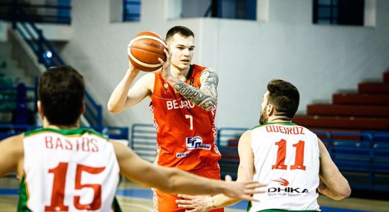 Белорусы уступили португальцам в матче предквалификации ЧМ-2023