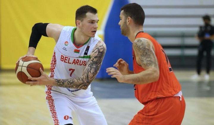 Мужская сборная Беларуси по баскетболу узнала соперников по второму раунду предквалификации ЧМ-2023