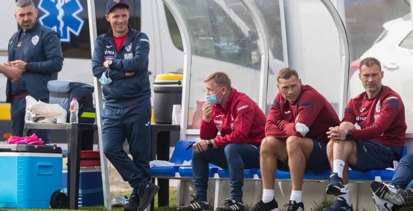Кристиян Бистрович: «Я очень высоко ценю время, проведенное с Гончаренко»