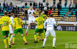АБФФ отказала брестскому Динамо и Неману в получении лицензии в высшую лигу