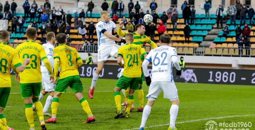 Малиевский, Гаврилович и Забелин — в стартовом составе Немана на матч против брестского Динамо