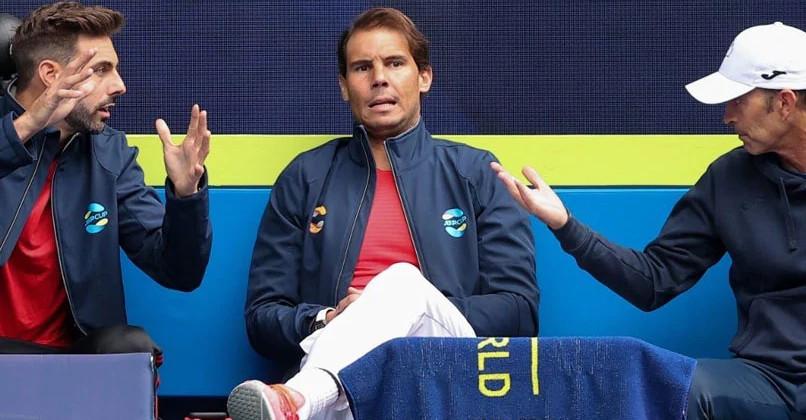 ATP Cup 2021. Рафаэль Надаль