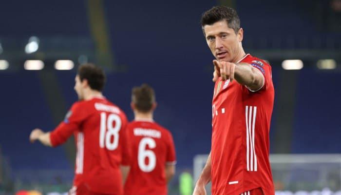Бавария установила клубный рекорд по количеству голов, забитых подряд в матчах ЛЧ