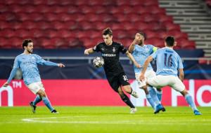 Ман Сити уверенно разобрался с Боруссией М в первом матче 1/8 финала ЛЧ