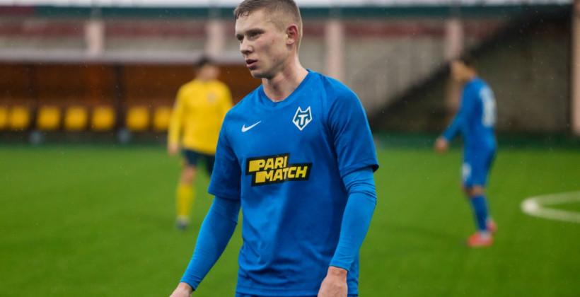 Бывший нападающий Шахтера Артем Архипов отметился голом в дебютном матче за Тамбов в РПЛ