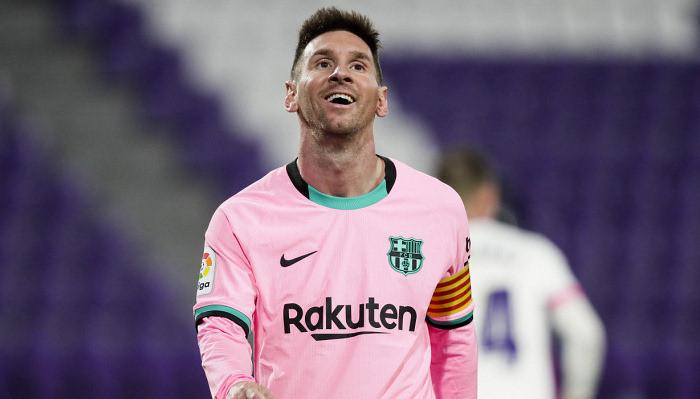Месси стал лучшим игроком Ла Лиги в феврале