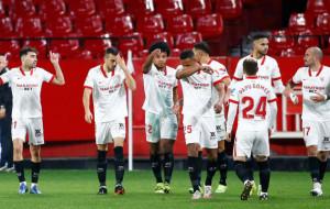 Севилья в результативном матче переиграла Сельту