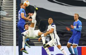 Тоттенхэм не оставил шансов Вольфсбергеру и пробился в 1/8 финала Лиги Европы