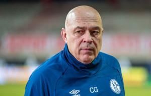 Кристиан Гросс уволен с должности тренера Шальке