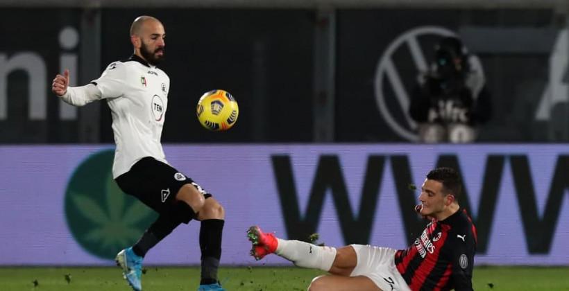 Интер не оставил шансов Милану, забив три безответных гола