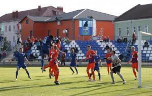 Слуцк сыграл вничью с Энергетиком-БГУ в товарищеском матче