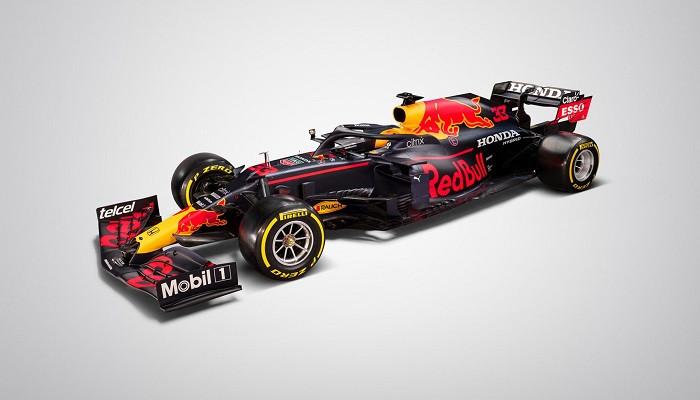 Ред Булл представил новый болид RB16B