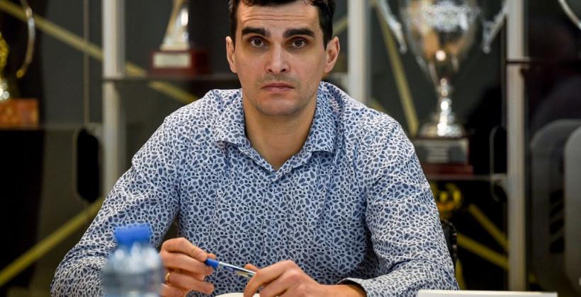Андрей Башко: «Считаю, что в Динамо достаточно профессионально подобраны игроки обороны»