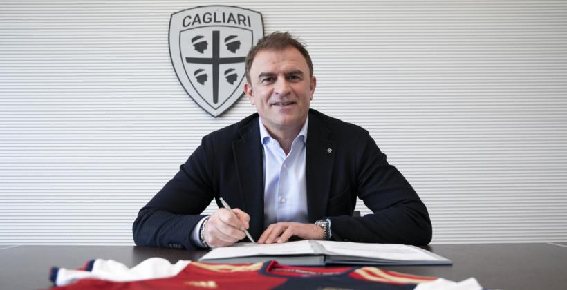 Леонардо Семпличи стал главным тренером Кальяри