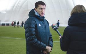 Артем Радьков: «Результат сегодняшнего матча не худший для нас. Думаю, что перед ответной игрой шансы равны»