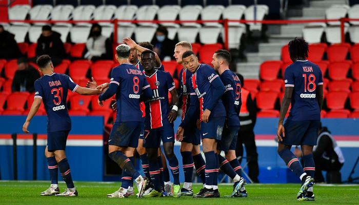 Ди Мария, Мбаппе и Неймар — в стартовом составе ПСЖ на первый матч 1/2 ЛЧ против Манчестер Сити