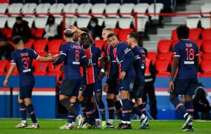 ПСЖ обыграл Сент-Этьен в голевом триллере с решающим голом на 90+5 минуте