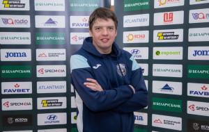 Андрей Горбунов вошёл в тренерский штаб Ислочи