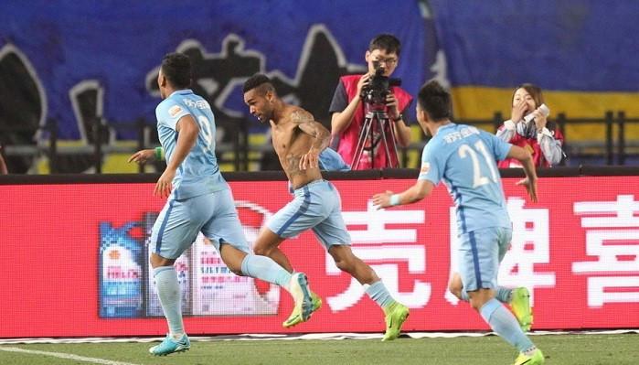 Цзянсу Сунин прекратит свою деятельность в чемпионате Китая