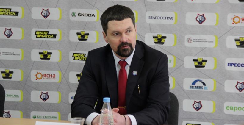 Евгений Есаулов: «Серия с Металлургом не вымотала, а просто лучше подготовила к финалу»