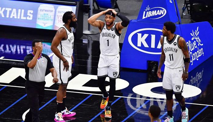 Седьмое поражение Рэпторс подряд, виктория Орландо над Бруклином и ещё восемь результатов игрового дня НБА