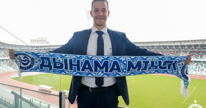 Бывший полузащитник минского Динамо Марко Павловски перешел в Ритеряй