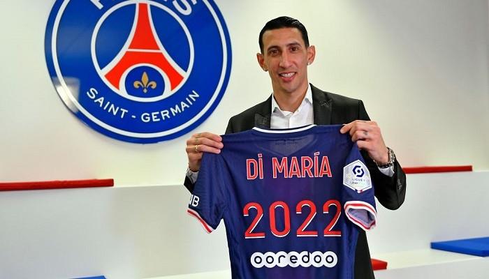 Анхель Ди Мария продлил контракт с ПСЖ