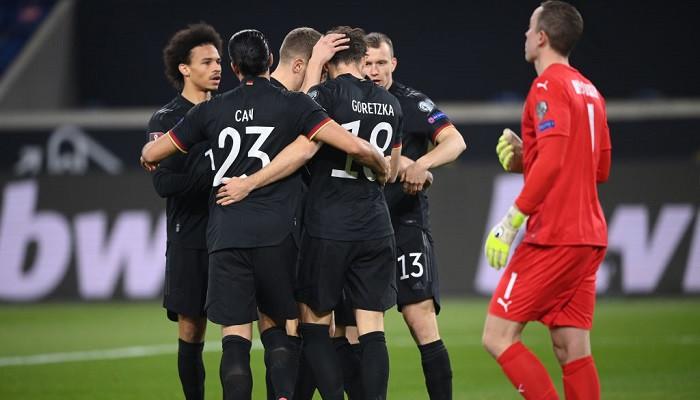 Германия неожиданно разгромила Исландию в отборе на ЧМ-2022
