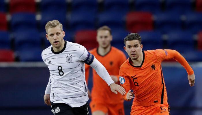 Испания сыграла вничью с Италией и другие результаты молодежного чемпионата Европы