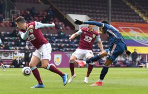 Арсенал на выезде потерял очки в матче с Бернли