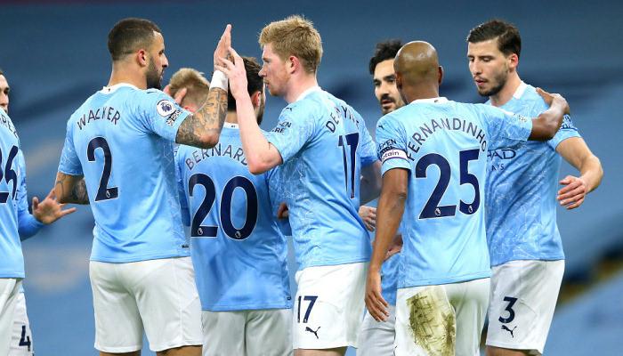 Астон Вилла потерпела поражение от Манчестер Сити
