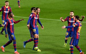 Лучшие моменты матча Валенсия — Барселона (видео)