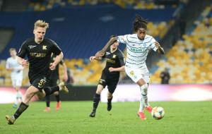 Колос Золотова в серии пенальти уступил киевскому Динамо и выбыл из Кубка Украины