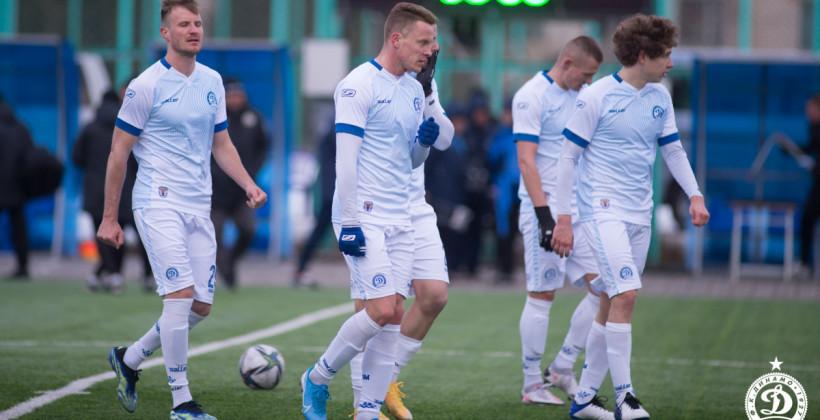 Ложкин, По и Селява — в старте минского Динамо на матч против Витебска