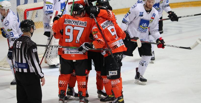 Шахтер стал бронзовым призером чемпионата Беларуси сезона-2020/21