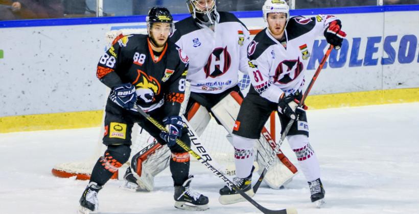 Брест разгромил в гостях Могилёв, Гомель на своём льду в волевом стиле обыграл Неман