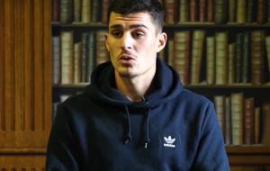 Мартинес: «Думал, что будет сложнее адаптироваться, но мне тут очень сильно помогают» (видео)