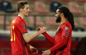 Обзор матча Бельгия — Беларусь (видео)