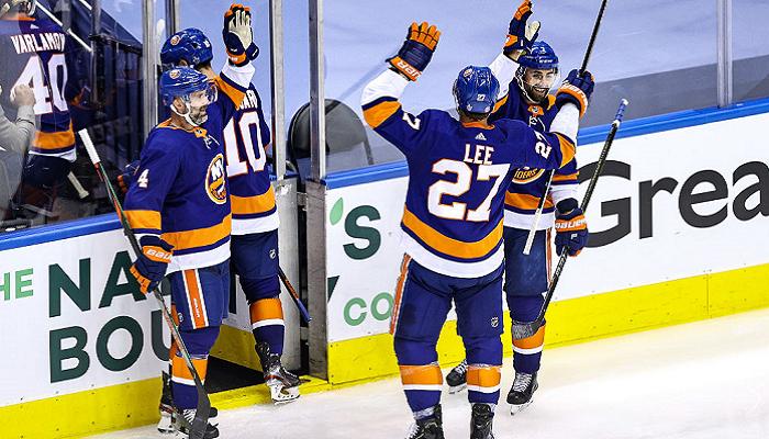 Айлендерс по буллитам обыграли Бостон, виктории Филадельфии, Питтсбурга и ещё 6 матчей НХЛ