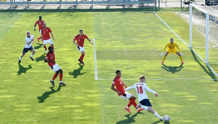 Россия разгромила Исландию, Франция уступила Дании и другие результаты чемпионата Европы U-21