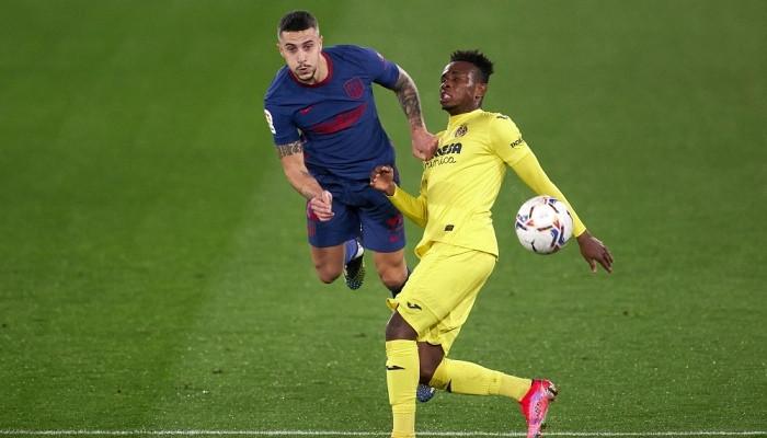 Атлетико оторвался на 5 очков от Барселоны, обыграв в гостях Вильярреал
