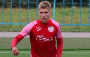Никита Былинкин перешёл в Слуцк