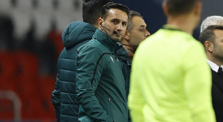 Арбитра Себастьяна Кольцеску отстранили от судейства до конца сезона