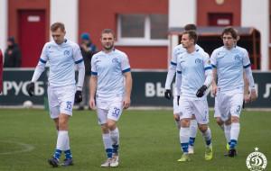 Обзор матча минского Динамо и Витебска (видео)