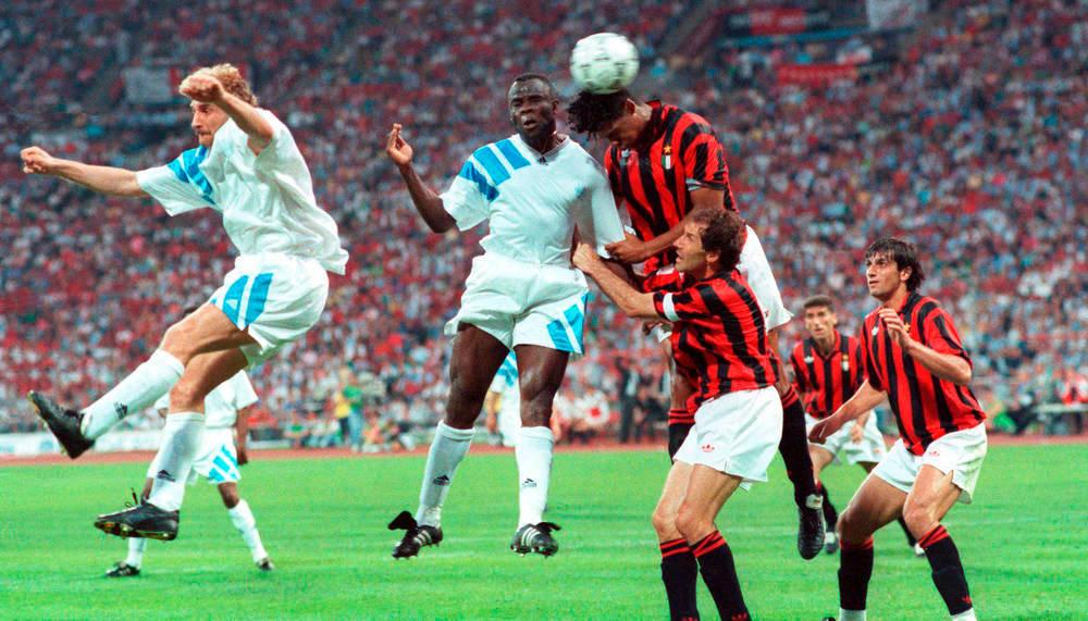 Райкард, Барези, Финал Лиги чемпионов 1993