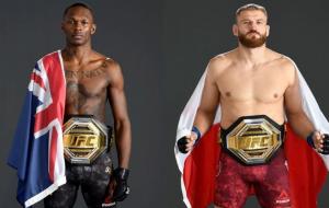 Анонс трёх титульных боёв UFC 259 (видео)