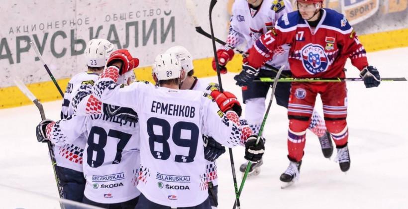 Юность ни разу не проигрывала в седьмых матчах плей-офф Кубка Беларуси