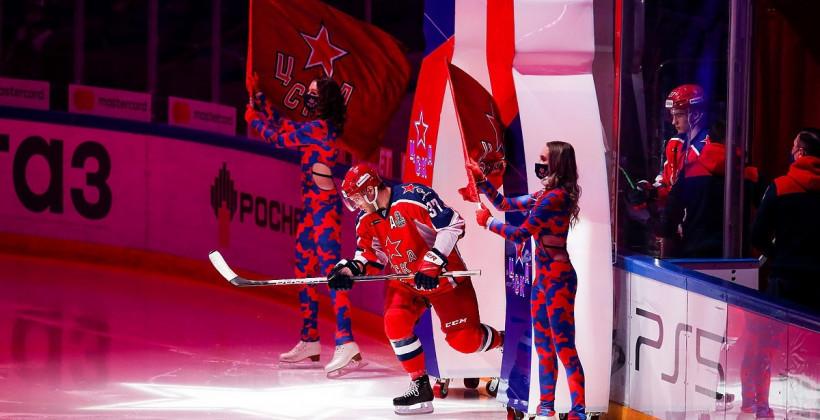 КХЛ. Осталось восемь претендентов на Кубок Гагарина 2021